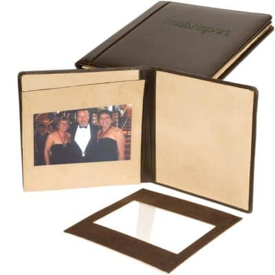 leeman hampton magnetic folding photo frame