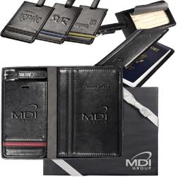 Alpha™ Luggage Tag & Passport Wallet Set
