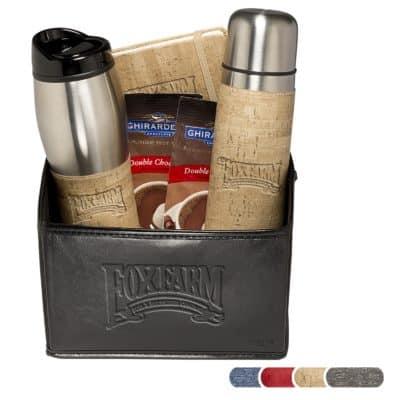 Casablanca™ Thermos / Tumblers/ Journal/ Ghirardelli Gift Set