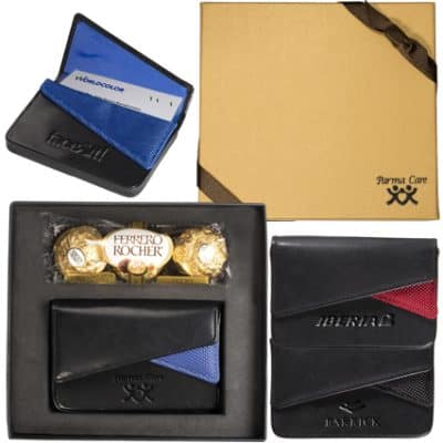Ferrero Rocher® Chocolates & Card Case Gift Set
