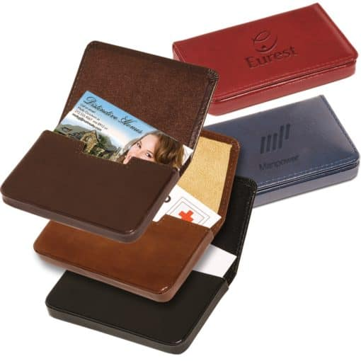 Soho™ Magnetic Card Case