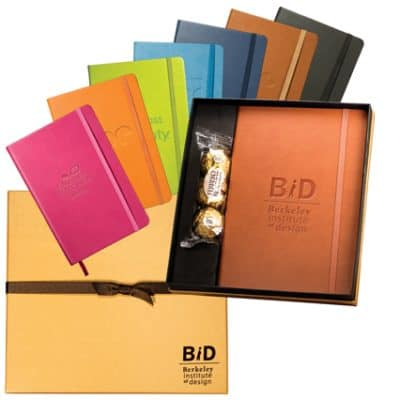 Tuscany™ Journal & Ferrero Rocher® Chocolates Gift Set