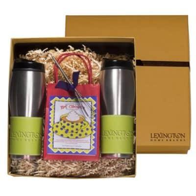 Tuscany™ TumblersDecadent Cocoa Gift Set