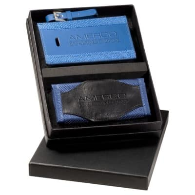Majestic™ Luggage Tag & Handle Wrap Set