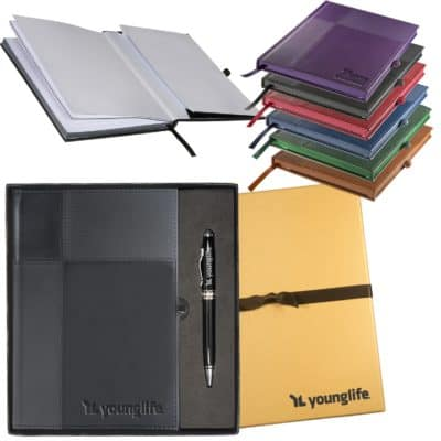 Tuscany™ Journal & Executive Stylus Pen