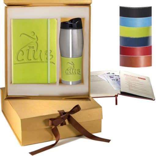 Tuscany™ Journal & Tumbler Gift Set