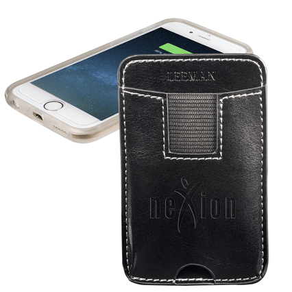 Venezia™ Leather Smartphone Pocket