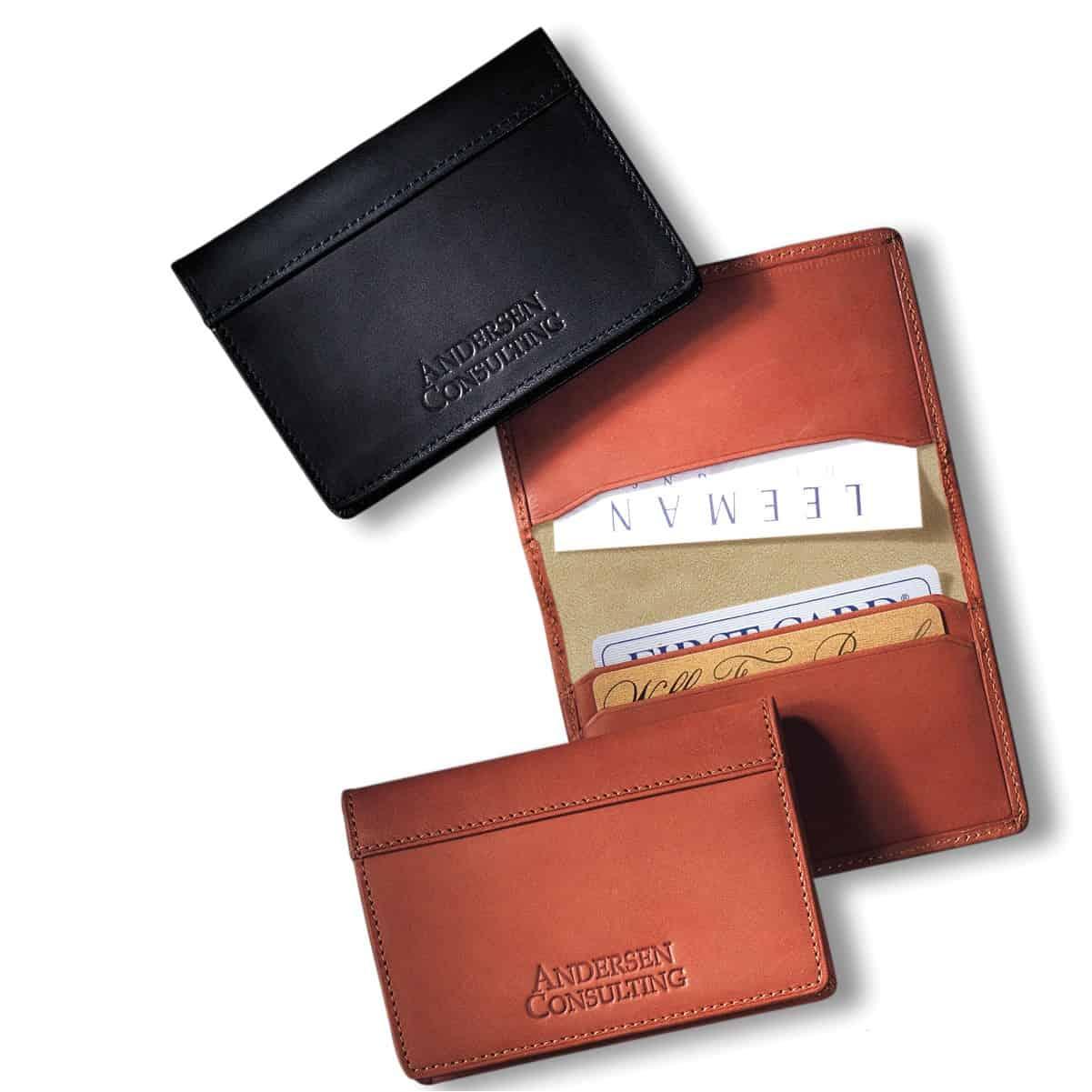 Business Card Storage | Leeman Gifts