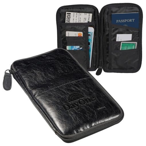 Sorrento™ RFID Travel Pouch