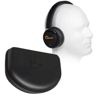 Bluetooth® Wireless Noise Cancelling Headphones w/Inline Microphone