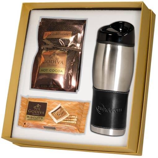 Empire™ Tumbler & Godiva® Deluxe Gift Set