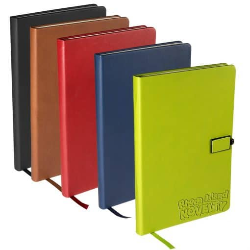 Tuscany™ Journal w/Magnetic Badge Closure