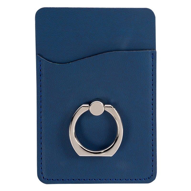 Phone Card Holder >> Tuscany Card Holder W Metal Ring Phone Stand Leeman Gifts