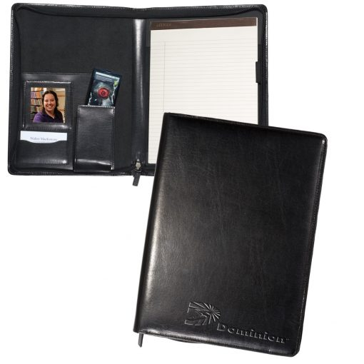 Zippered Magnetic Photo Portfolio