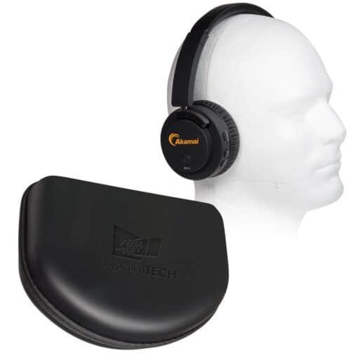Leeman™ Wireless Noise Cancelling Headphones w/Inline Microphone