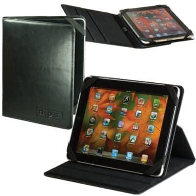 Soho Leather iPad® Case/Stand
